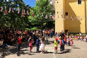 scuola infanzia Gianni Rodari, asilo, bambini