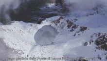 Lago glaciale punta di Leppe