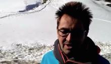 La guida alpina Alessandro Comune