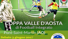 Coppa Valle d'Aosta di Football Integrato