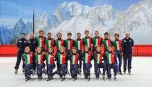 La nazionale italiana di Short track