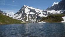 Il lago Cornet