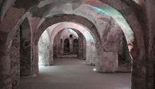 Cripta di St-Léger ad Aymavilles