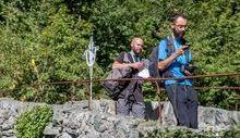 Orlando Bonserio e Matteo Scieghi Lost in Pontboset