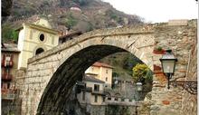 Pont Saint Martin - ponte romano