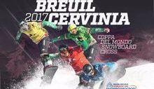 Coppa del Mondo 2017-2018 snowboard cross Cervinia