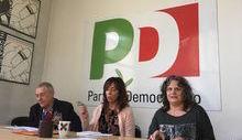 Giovanni Sandri, Anita Monbelloni e Silvana Presa