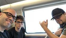 William Novelli, Fabio Cuffari e Davide Addario
