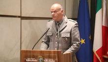Interviene il comandante del Corpo, Flavio Vertui.