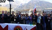 Elezioni regionali - I candidati di Alpe
