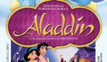 Locandina spettacolo Alladin