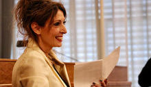Nicoletta Spelgatti, Presidente della Regione