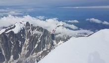 Monte Bianco, Sperone della Tournette