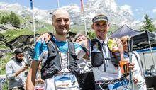 Michele Carrara e Gianluca Caimi