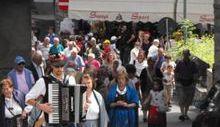 Courmayeur - Dolonne - Festa patronale di S. Benedetto