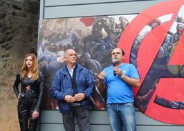 La mostra 'Avengers: Age of Ultron – The exhibit' al Forte di Bard