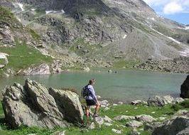 Il Lac de Fond a Valgrisenche