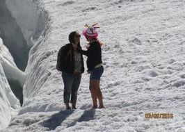 Turisti sul Bianco_Luca Montanari
