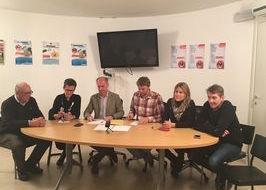 Conferenza stampa Alpe