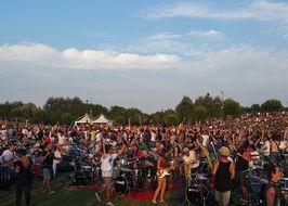 Panoramica di Rockin 1000 - Foto Nancy Leracitano