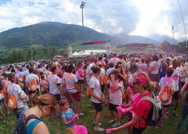 Holi Splash Run