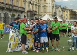 Premiazione Campionato Algida