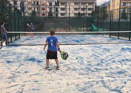 Aosta Arena - Paddle