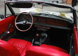 La nuova Fiat Spider 124