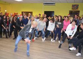 Sam Latin Dance