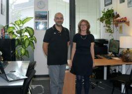 Studio Arcobaleno - la dott.ssa Patrizia Bellino ed il dott. Andrea Mangone