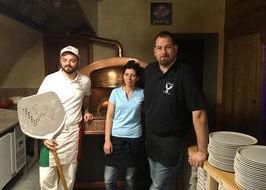 Pub-pizzeria Otium, ad Aosta.