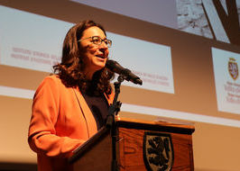 Daria Pulz, direttrice istituto storico della Resistenza