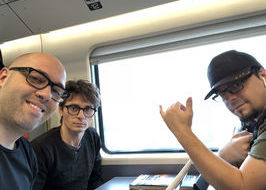 William Novelli, Fabio Cuffari e Davide Addario
