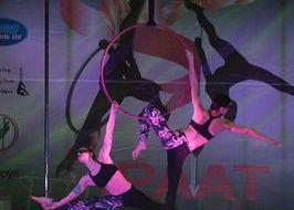 Girri - Oliva - acrobatica aerea