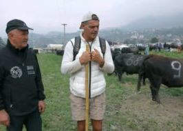 Aurelio Cretier con Frank Wild