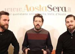 Incontro con i candidati di Casapound Lorenzo Aiello e Sonny Perino