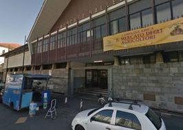 mercato coperto Aosta