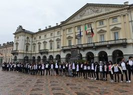 Flash mob Premio Donna dell'anno