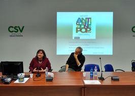 Il professor Alberto Vannucci ad Aosta.