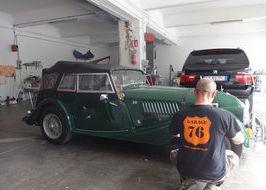 Garage 76 - Aosta.
