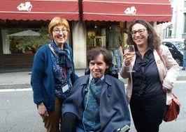 Chiara Minelli, Alberto Bertin e Daria Pulz - Impegno Civico
