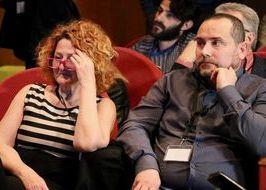 Patrizia Pradelli e Luciano Mossa