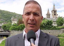Walter Zampa, dipendente Casinò e segretario regionale U.G.L.