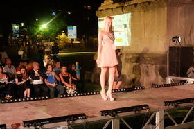 Miss Blumare - La vincitrice Roberta Poccafassi
