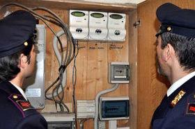 furto energia elettrica