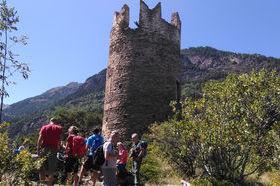 Il castello di Montmayeur