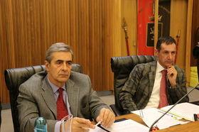 Antonio Fosson e Claudio Restano