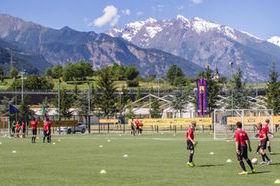 scuola calcio Barcellona