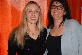 Laura Battaglia e Monica Moro