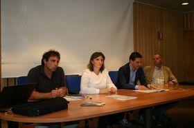Luca Zanchetti, Speranza Girod, Laurent Viérin, Flavio Vertui